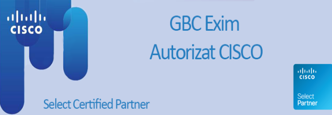 GBC primeste Cisco Select Certified Partner Award