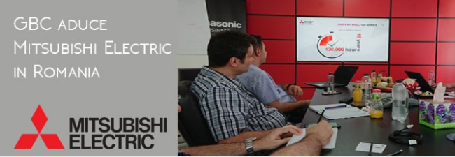 Training si certificare in Solutii Control Room Mitsubishi Electric