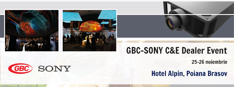 GBC - SONY Dealer Event