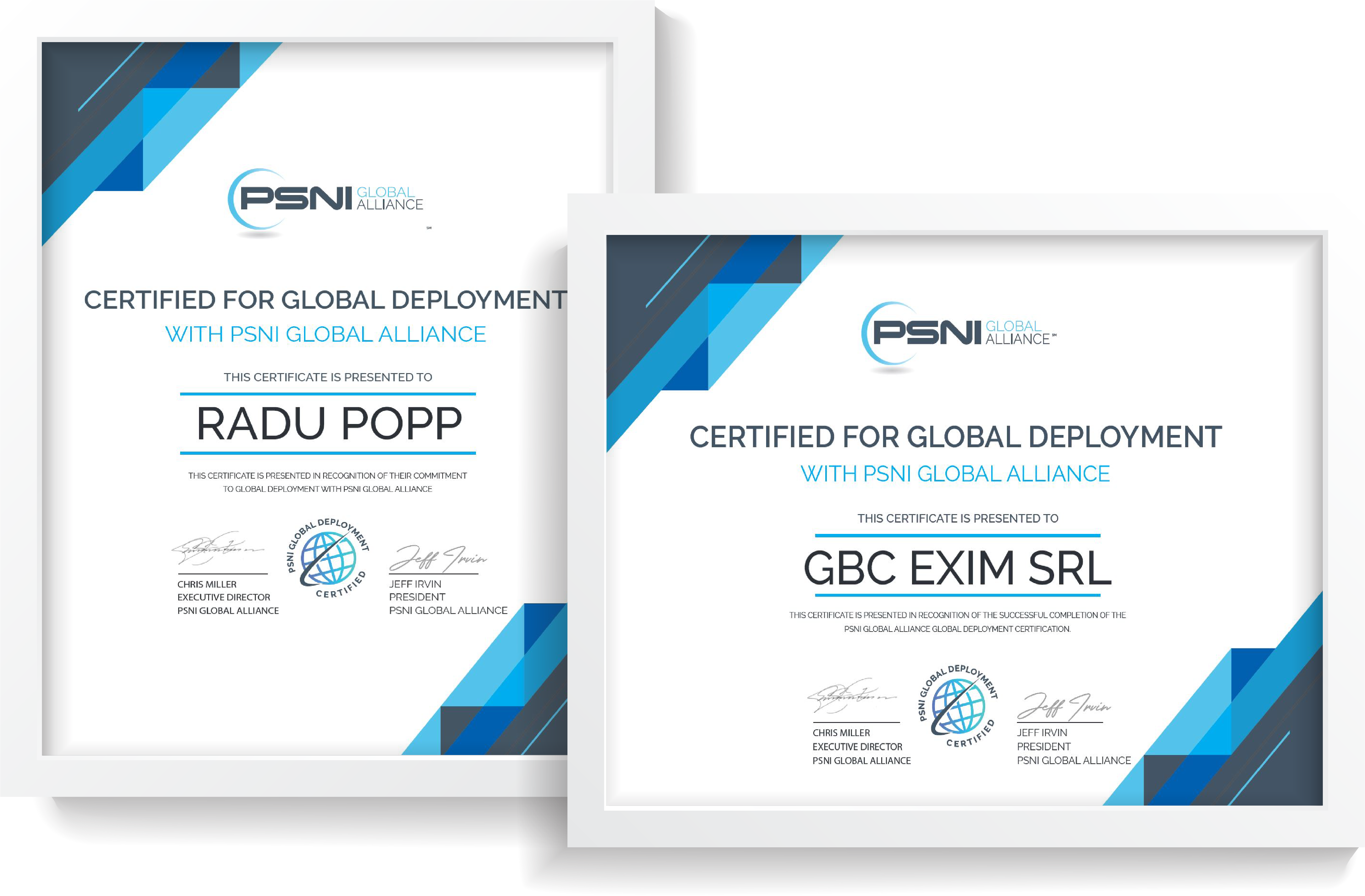 radu popp este integrator psni certificat