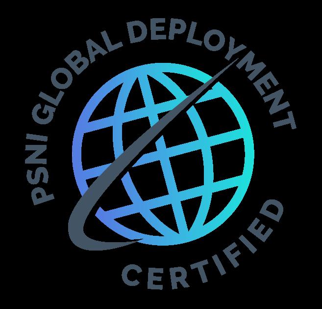 gbc partener este PSNI global deployment