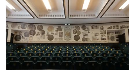 Instrumentele moderne de predare Amfiteatru