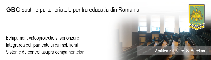 amfiteatru educational modern
