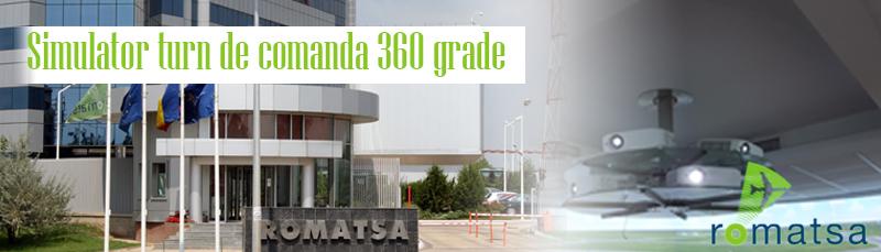 ROMATSA - Turn control 360 grade