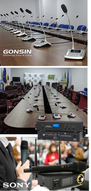 GBC proiecteaza sala de conferinte la cheie