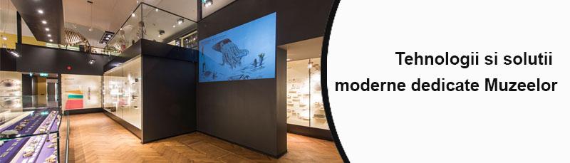 Tehnologii moderne dedicate Muzeelor -Antipa