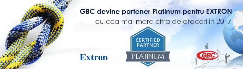GBC devine partener Platinum