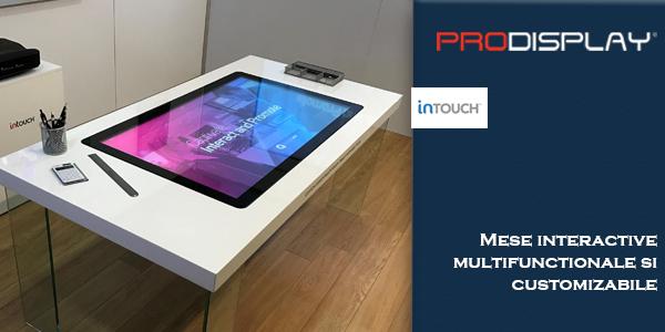 Mese Interactive Pro Display