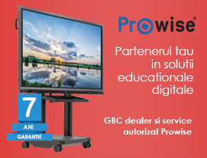 Prowise: partenerul tau in solutii educationale digitale