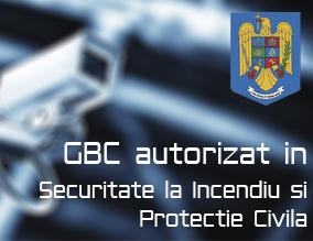 GBC Autorizat IGSU | Securitate la incendiu si protectie civila