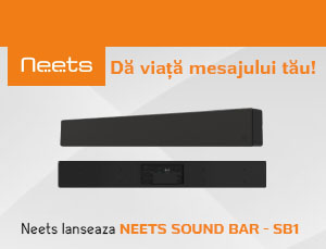 NEETS Sound Bar