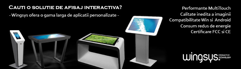 Wingsys Interactive Technology - solutii interactive