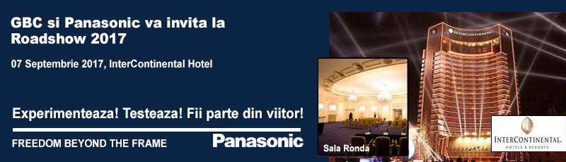 Eveniment Panasonic